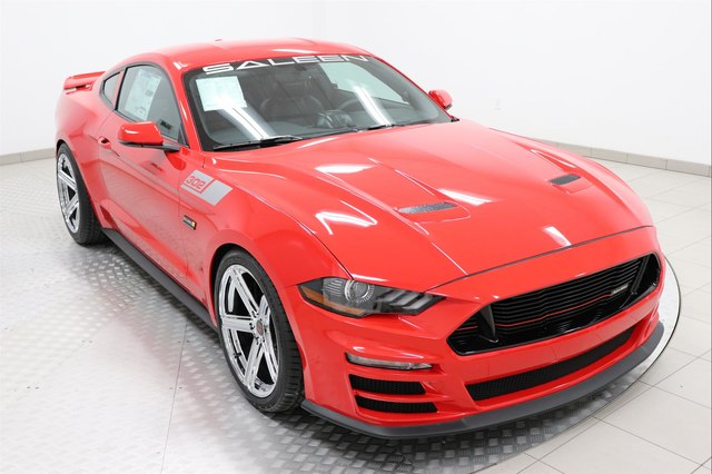 New 2018 Ford Mustang Saleen - Yellow Label RWD Coupe
