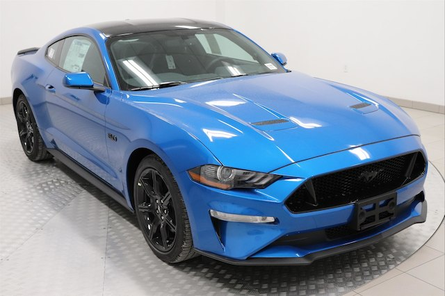 Ford Mustang Gt >> New 2019 Ford Mustang Gt Coupe In Conroe K030001 Gullo Ford Of Conroe