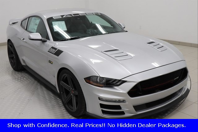 New 2019 Ford Mustang GT Premium Saleen 302 Yellow Label RWD 2D Coupe