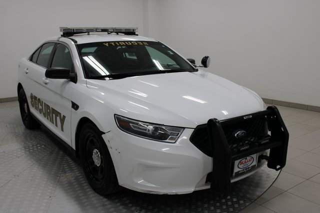 Pre-Owned 2015 Ford Sedan Police Interceptor Base