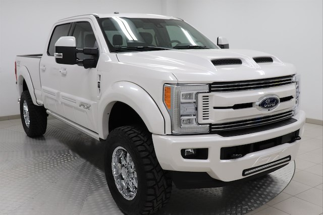 New 2018 Ford F 250 Ftx