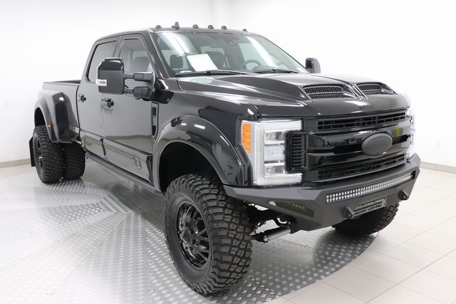 New 2019 Ford F-350SD Tuscany Black Ops