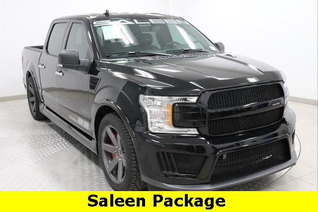 New 2018 Ford F-150 XLT Saleen Package