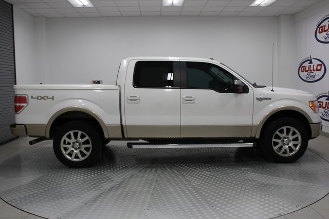 Pre-Owned 2011 Ford F-150 King Ranch