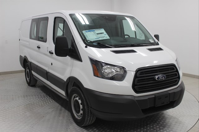 new 2017 ford transit 150 w 60 40 pass side cargo doors cargo van in conroe h120035 gullo. Black Bedroom Furniture Sets. Home Design Ideas