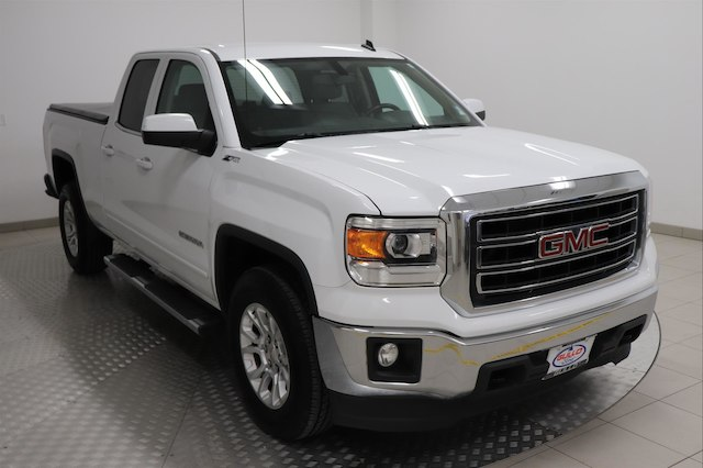 Pre Owned 2014 Gmc Sierra 1500 Sle Truck In Conroe K100078a Gullo