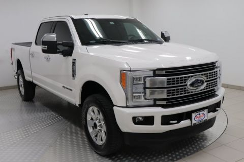 Pre-Owned 2018 Ford F-250SD Platinum