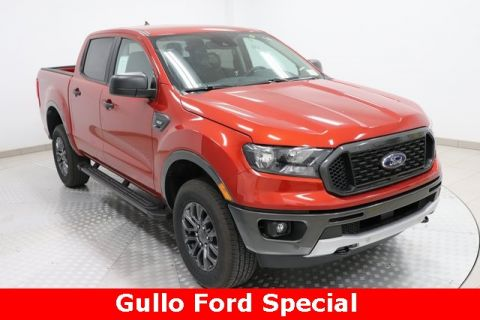 New 2019 Ford Ranger XLT