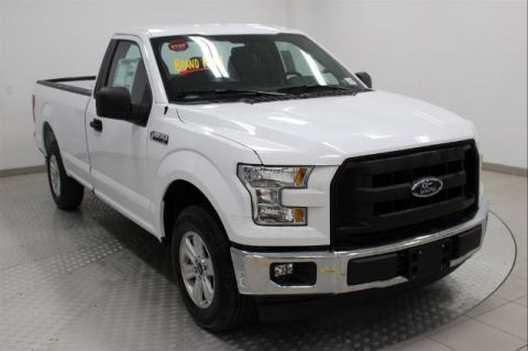 New 2017 Ford F 150 XL