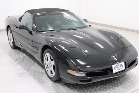 Pre-Owned 1999 Chevrolet Corvette Base